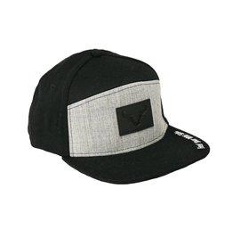 Wild Side Flat Bill Steer Horn Hat