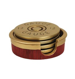 Shotgun Shell - Coaster Set