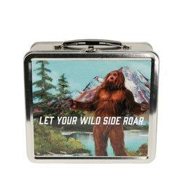 Roarin' Sasquatch Lunchbox