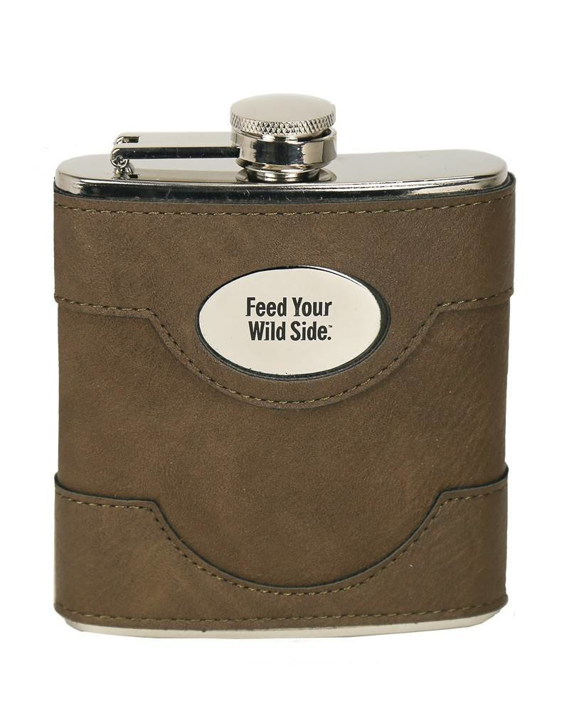 Feed Your Wild Side™ - Bootlegger Flask