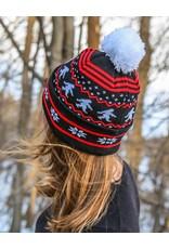 Winter Sasquatch Knit Beanie