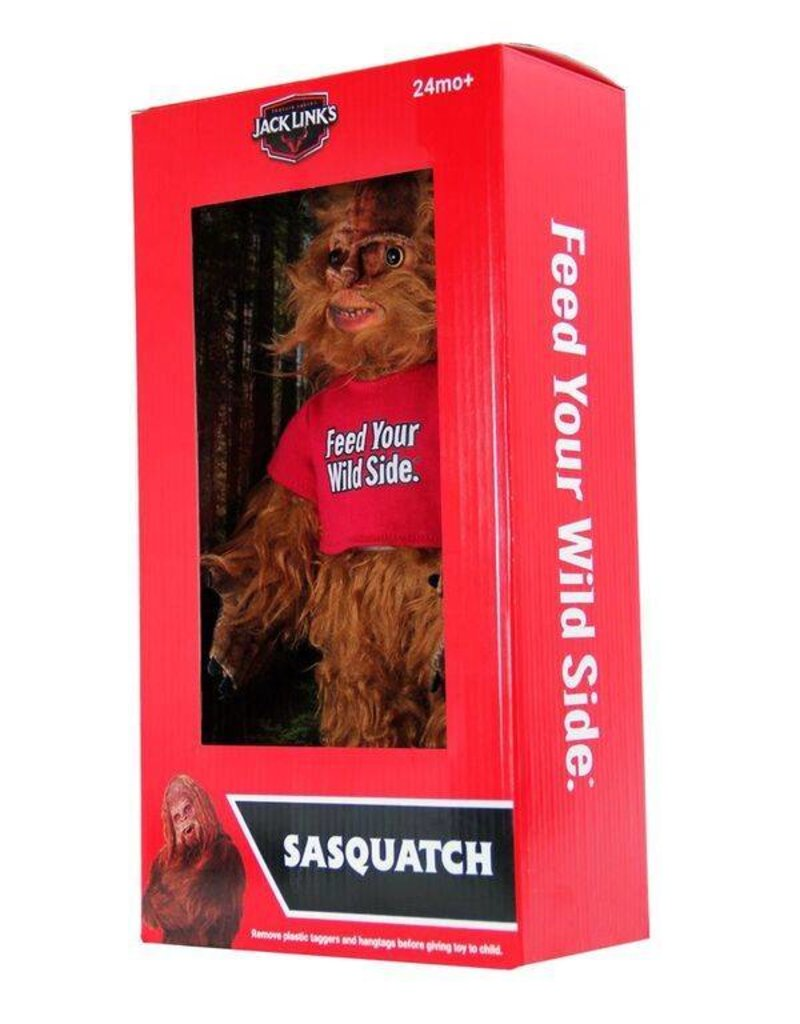 Sasquatch Plush