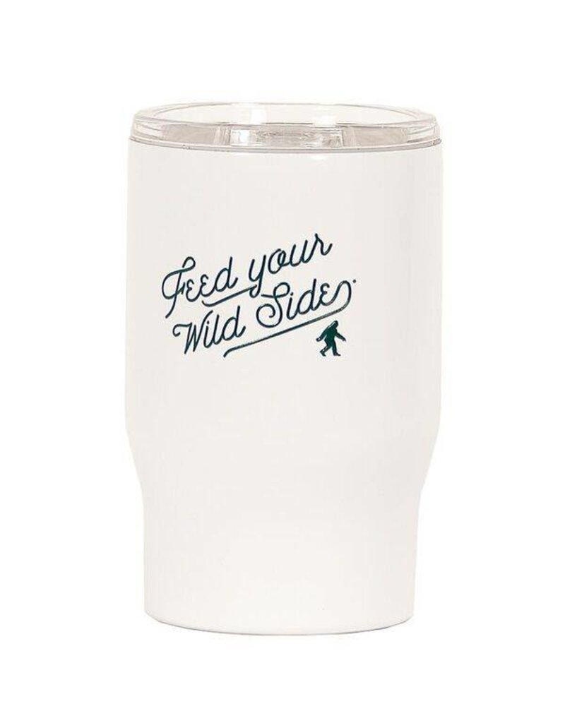 Feed Your Wild Side™ 12 oz. Tumbler/Koozie