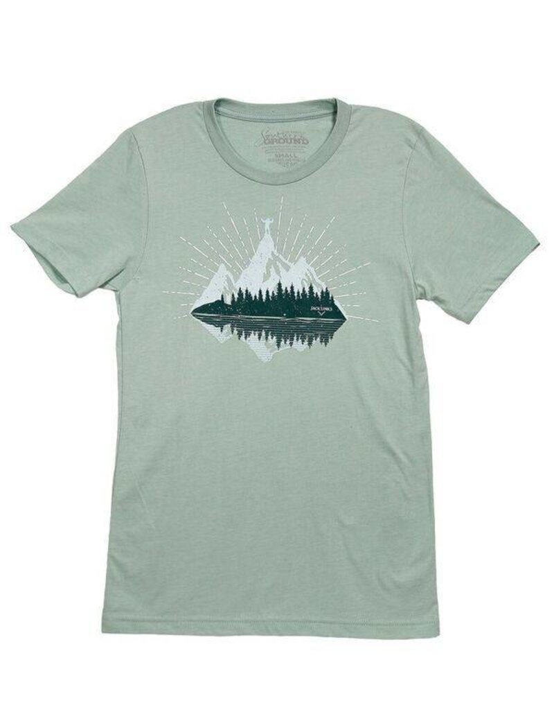 King of the Mountain T Shirt
