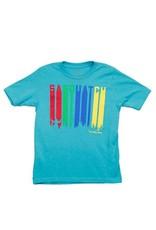 Sasquatch Colors Youth T Shirt
