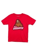Team Sasquatch Youth T Shirt
