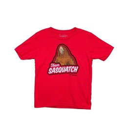 Team Sasquatch Youth T Shirt