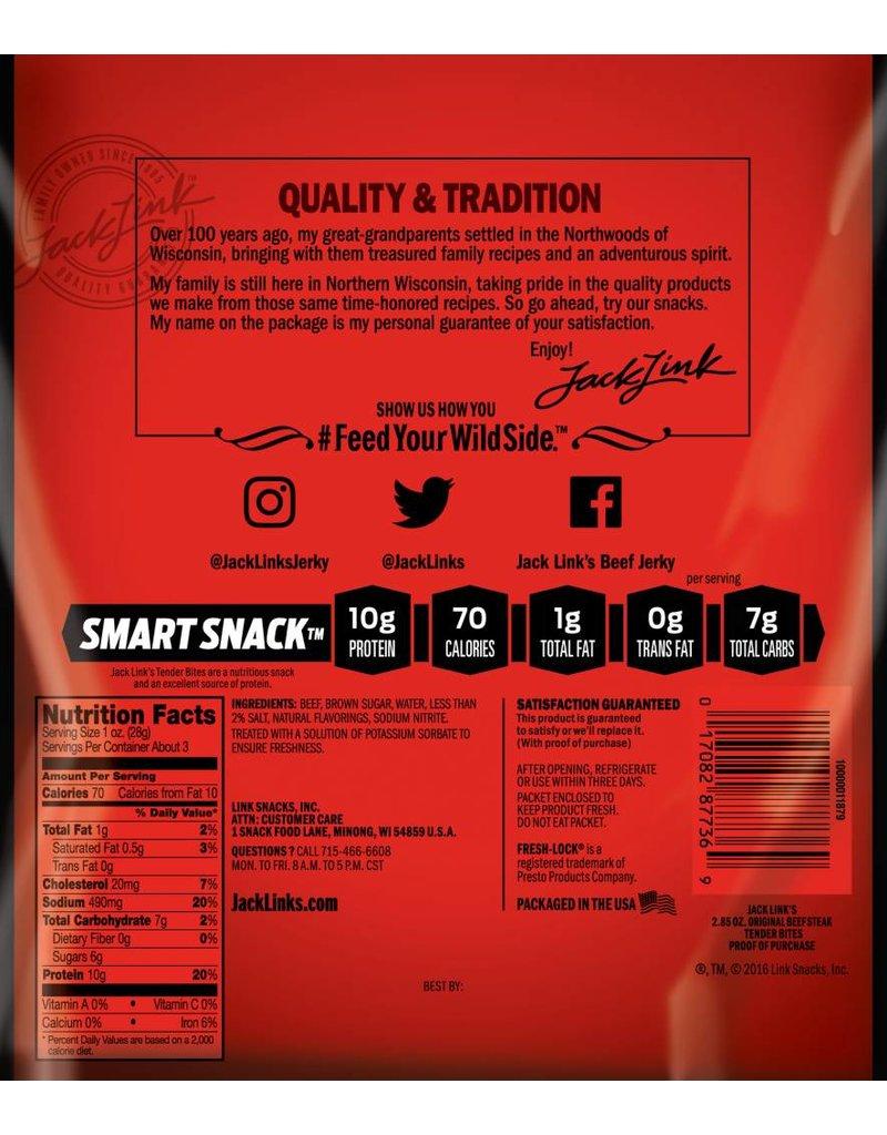 Original Beef Steak Tender Bites, 2.85 oz