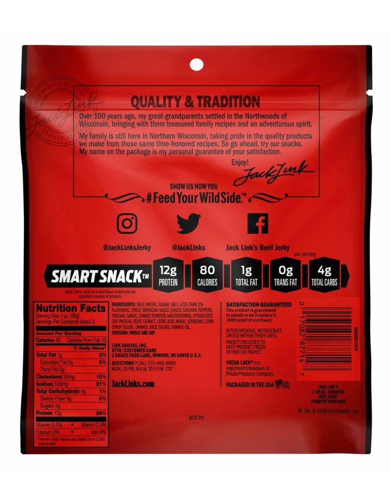 Sriracha Beef Jerky, 2.85 oz