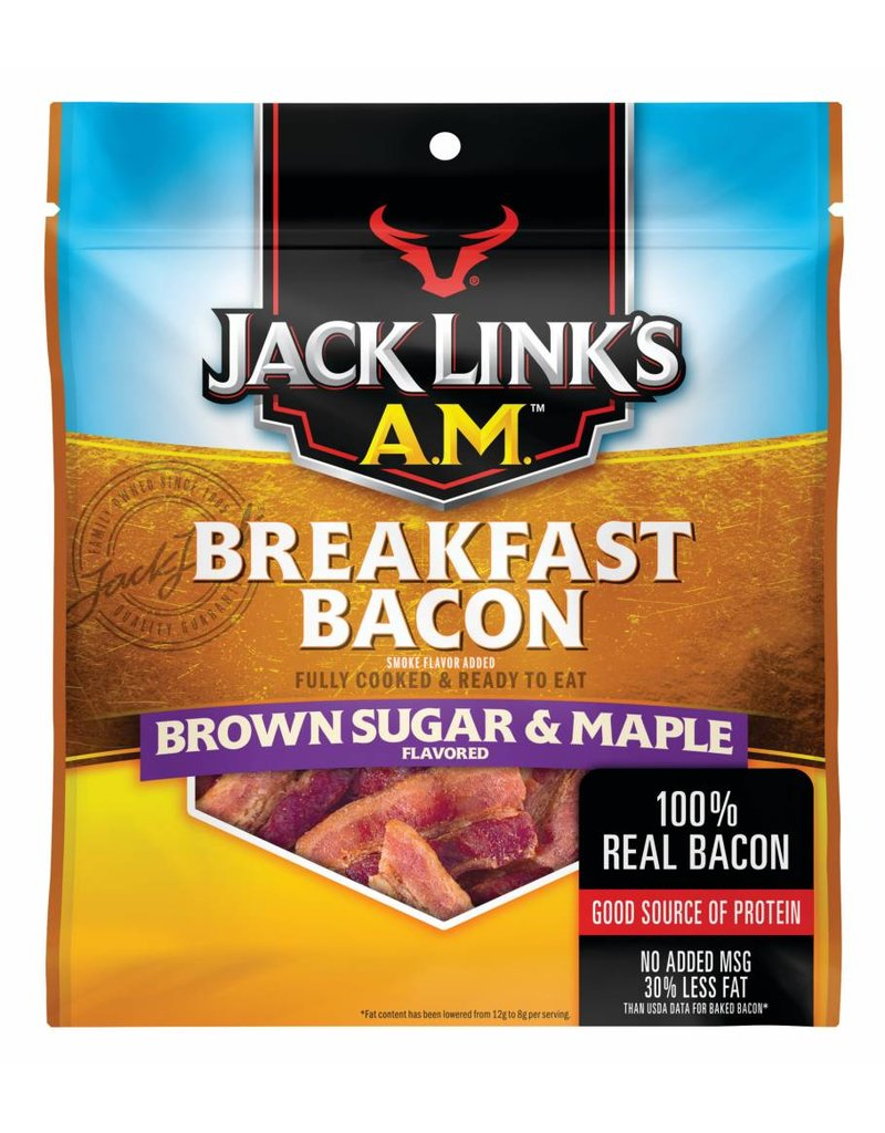 A.M. Brown Sugar and Maple Breakfast Bacon,  2.5 oz