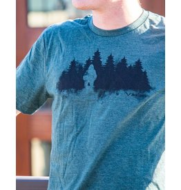 Lurking Sasquatch T Shirt