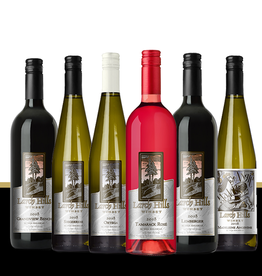 Larch Hills Winery Sampler6