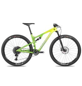 NORCO REVOLVER FS 1 XL 29 GREEN FADE Demo bike