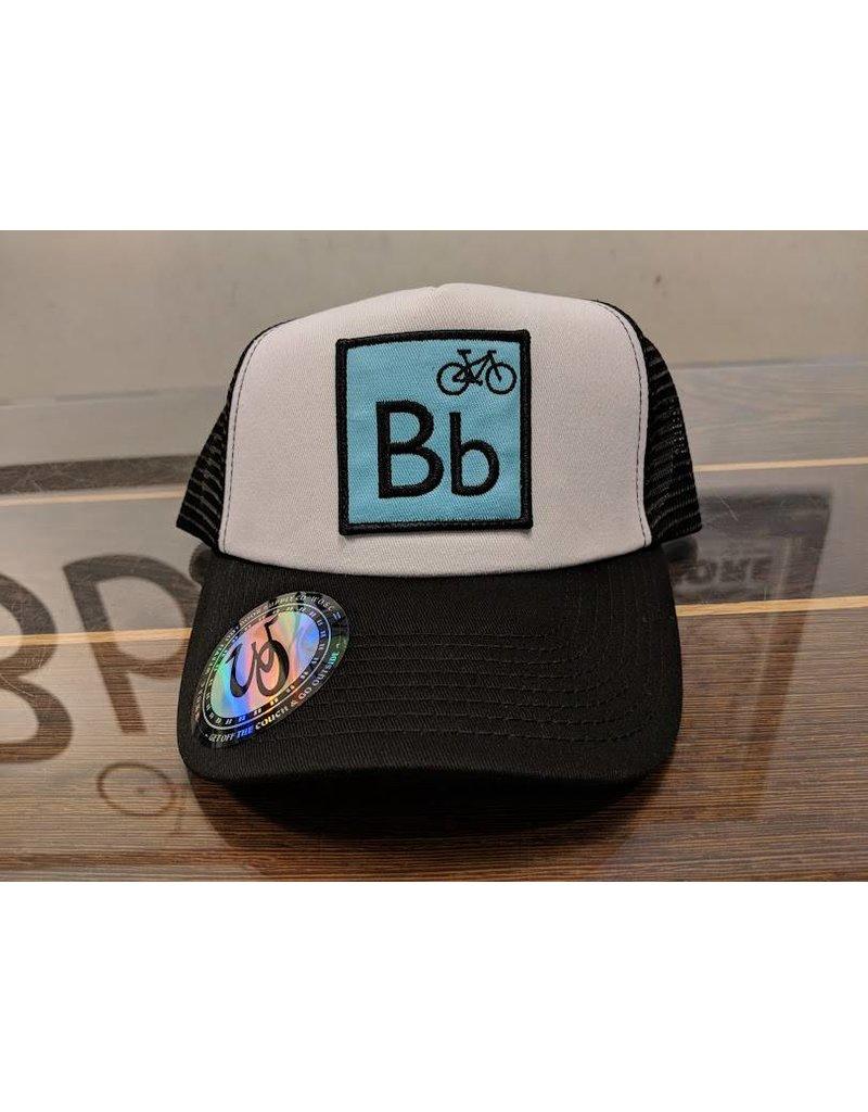 Bb Snap Back White