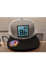 Bb Snap Back Grey