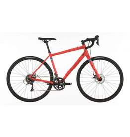 Salsa Salsa Journeyman 700c Claris Bike 52cm Orange