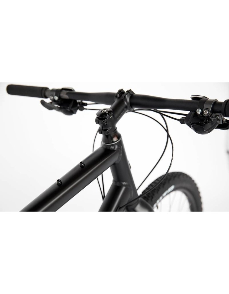 Salsa Salsa Journeyman Flat Bar 650 Claris Bike SM Black