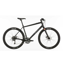 Salsa Salsa Journeyman Flat Bar 650 Claris Bike SM Black