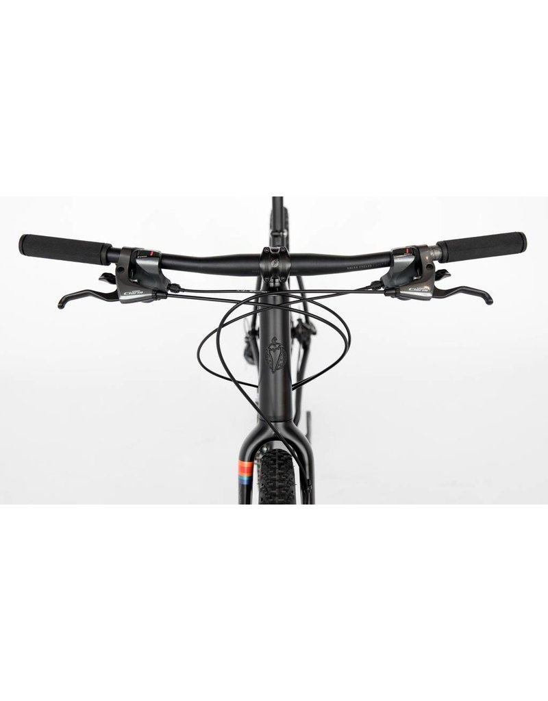 Salsa Salsa Journeyman Flat Bar 650 Claris Bike MD Black