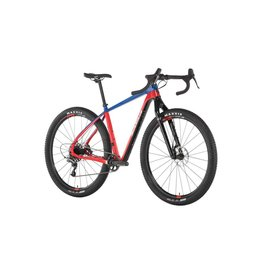 Salsa Salsa Cutthroat Rival 1 Bike LG Red/Blue