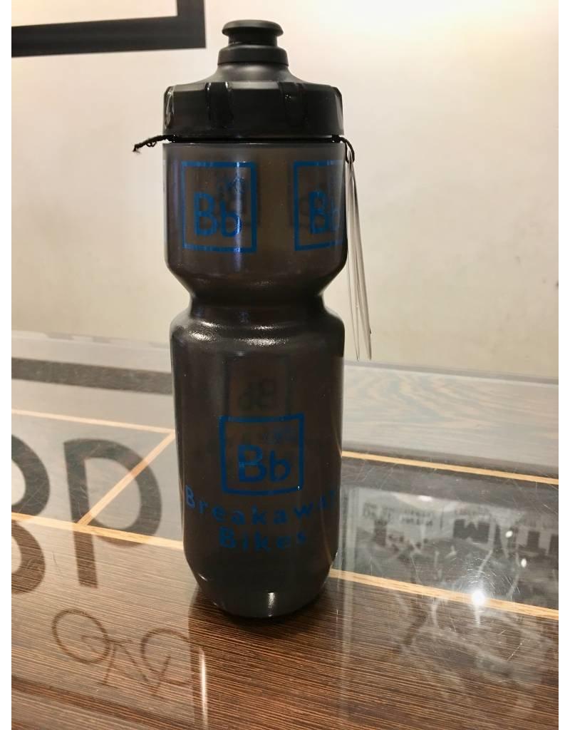 Specialized Breakaway Bottle Smoke/Blue 26oz Purist
