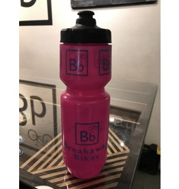 Specialized Breakaway Bottle PINK/BLACK 26oz Purist
