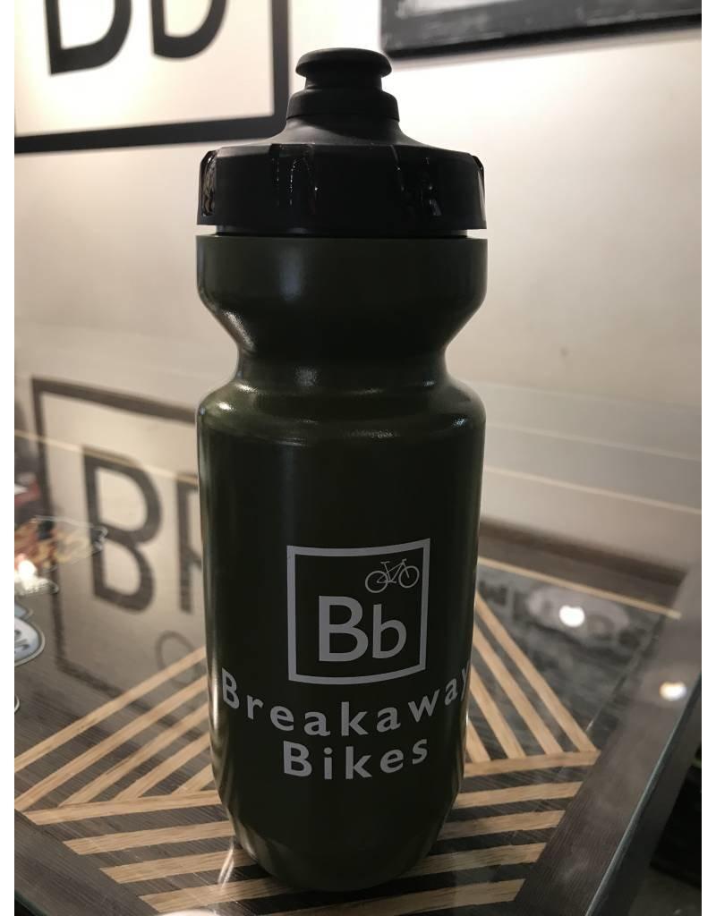 Specialized Breakaway Bottle MOSS/WHITE 22oz Purist