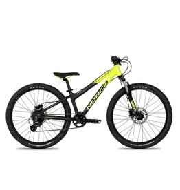 "NORCO CHARGER 4.1 ALLOY 24"" BLK/YEL"