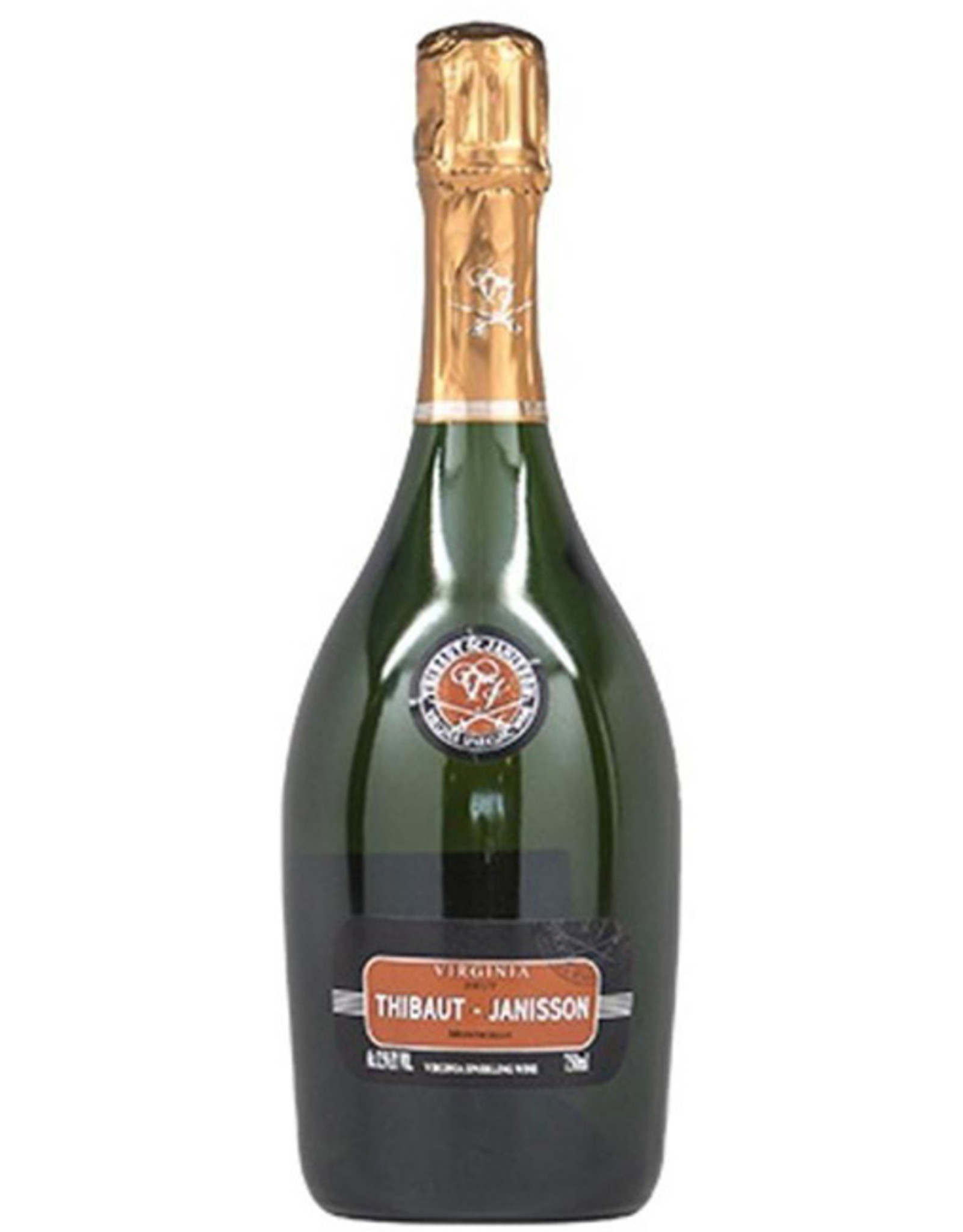Thibaut Janisson Virginia Brut
