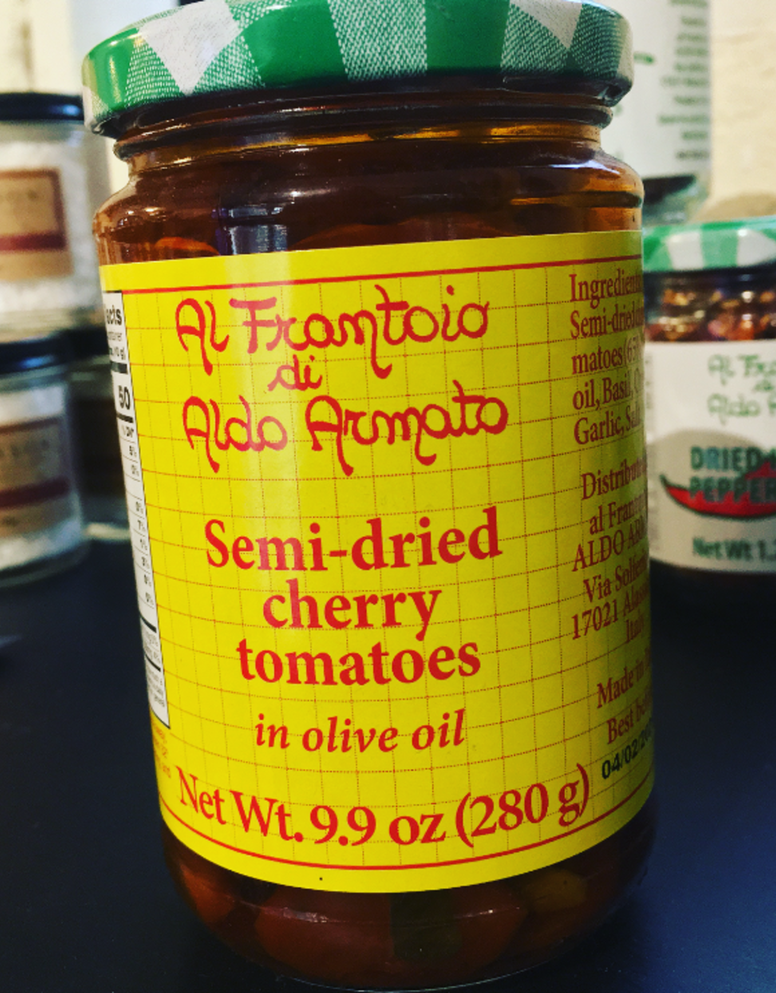 Aldo Armato Semi-dried Cherry Tomatoes