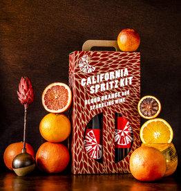 Poe Wines Poe Mommenpop California Blood Orange Spritz Kit