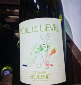 Sebastien Bobinet Poil de Lièvre Blanc