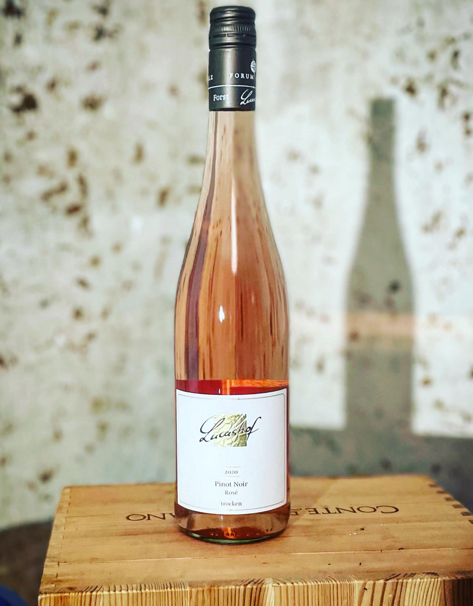 Lucashof Pinot Noir Rosé