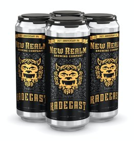 New Realm Brewing Company New Realm Radegast Triple IPA can 16oz 4P