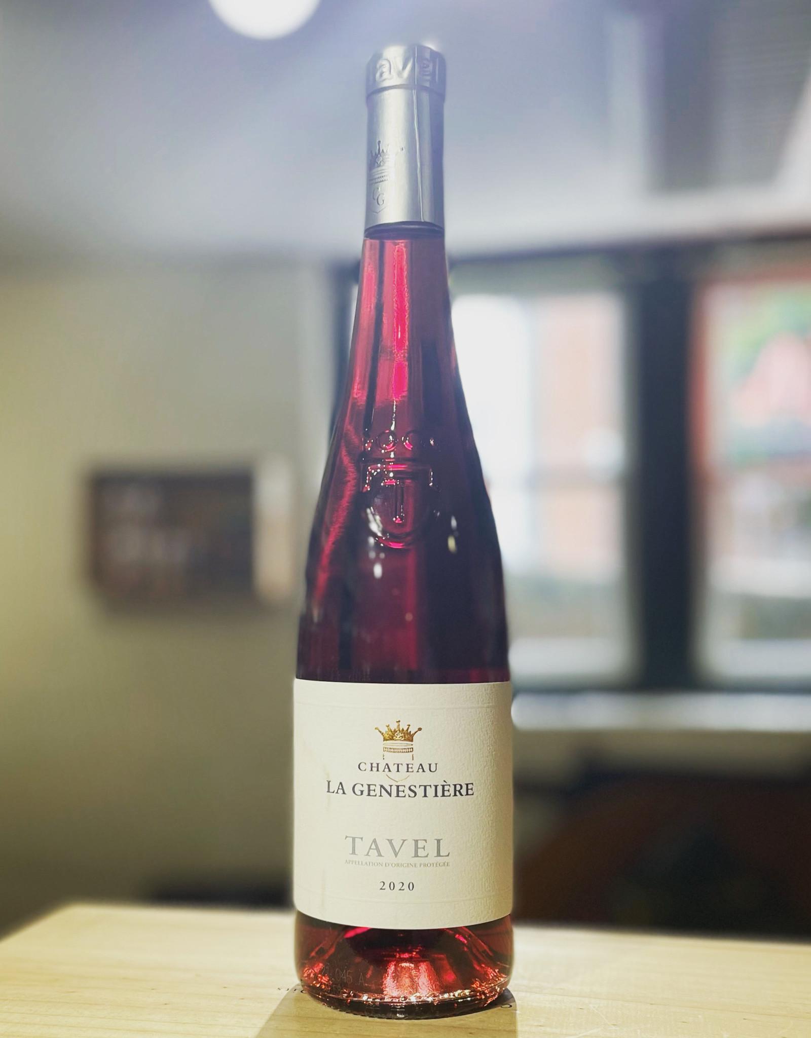 Genestiere Tavel Rosé