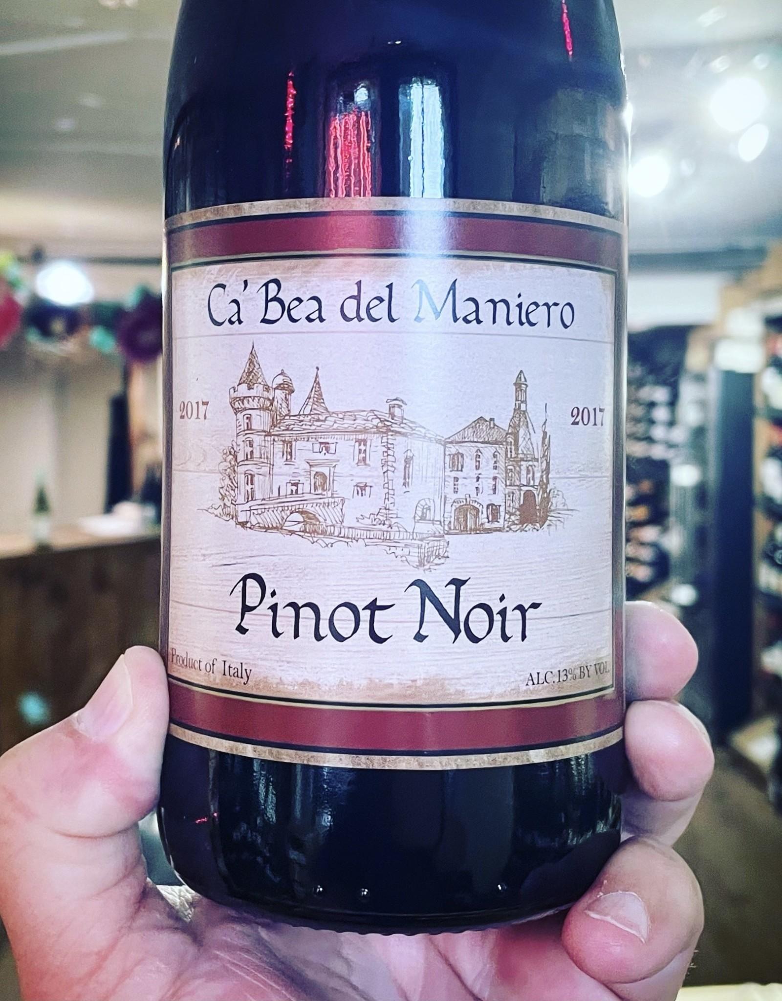 Ca' Bea del Maniero Tre Secoli Ca' Bea del Maniero Pinot Noir
