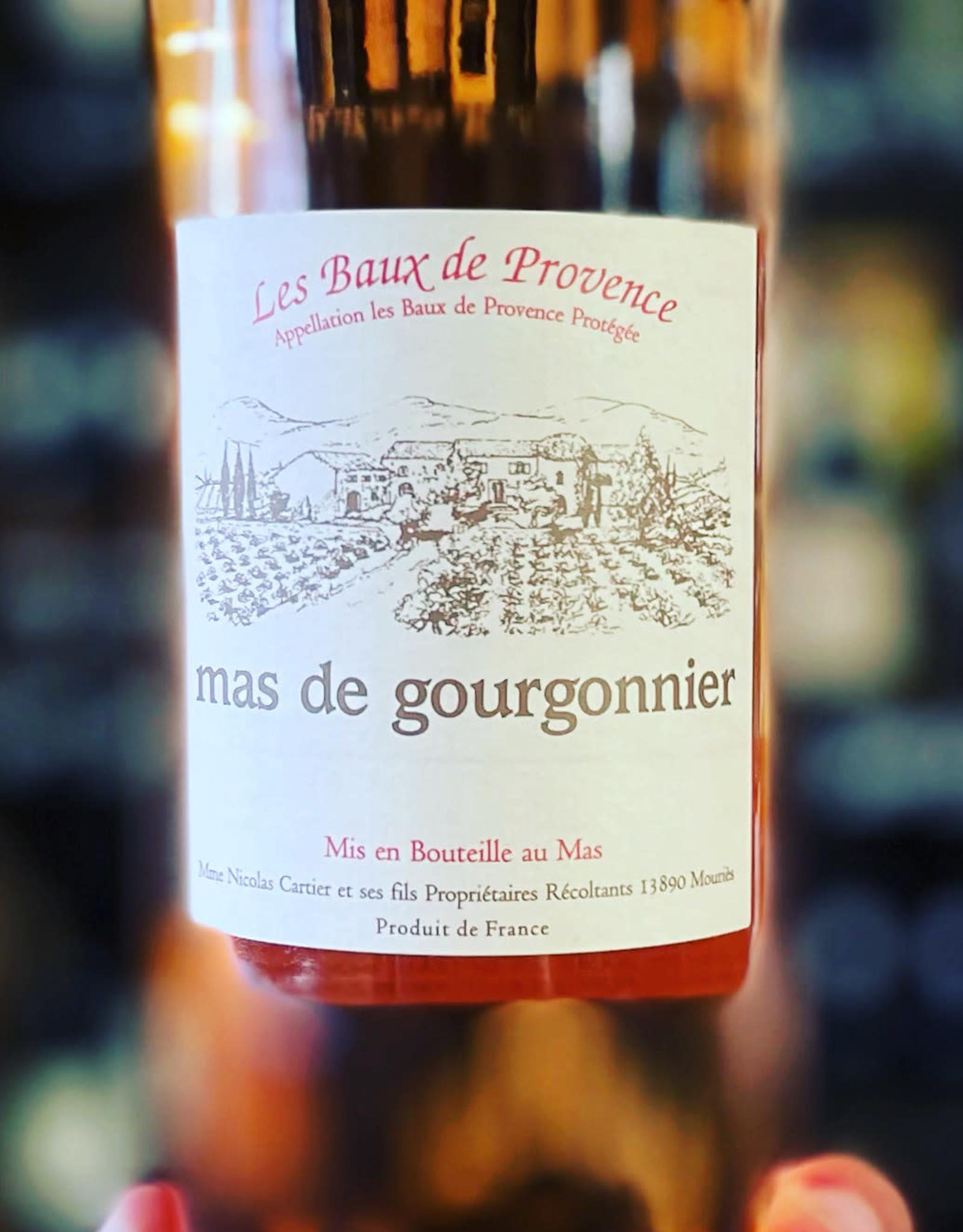 Mas de Gourgonnier Les Baux-de-Provence Rosé