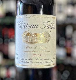 Château Falfas Côtes du Bourg