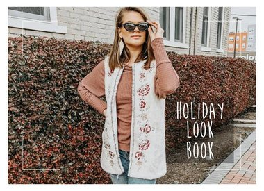 Holiday Look Book
