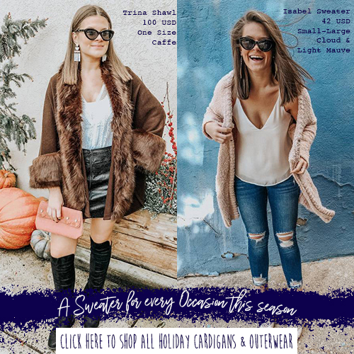 Holiday Outerwear