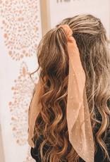 Long Tail Chiffon Scrunchie