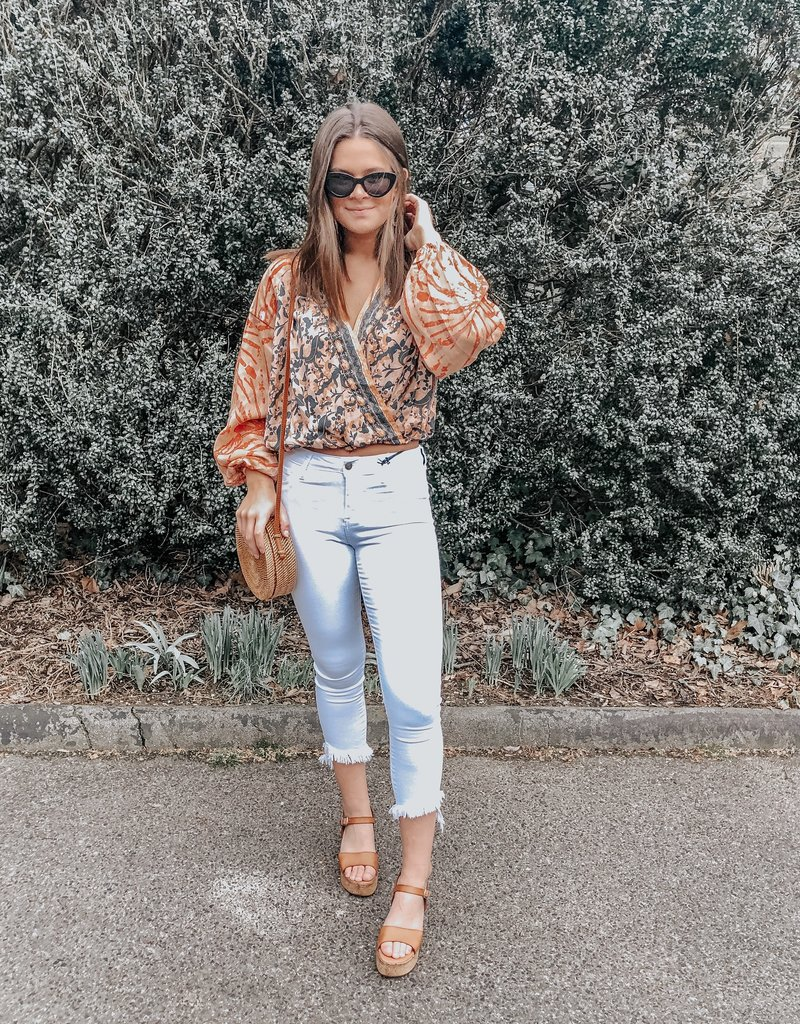 Free People Cruisin Together Top