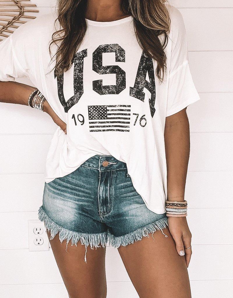 USA Graphic T-shirt