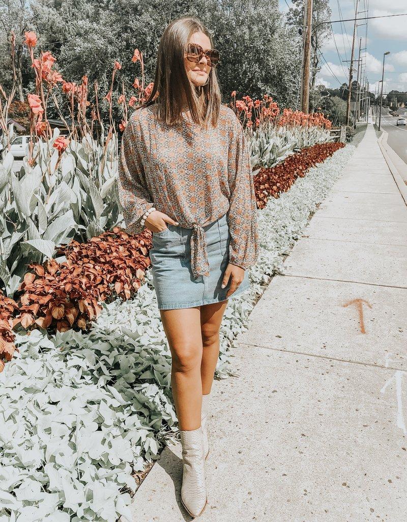Antonella Skirt