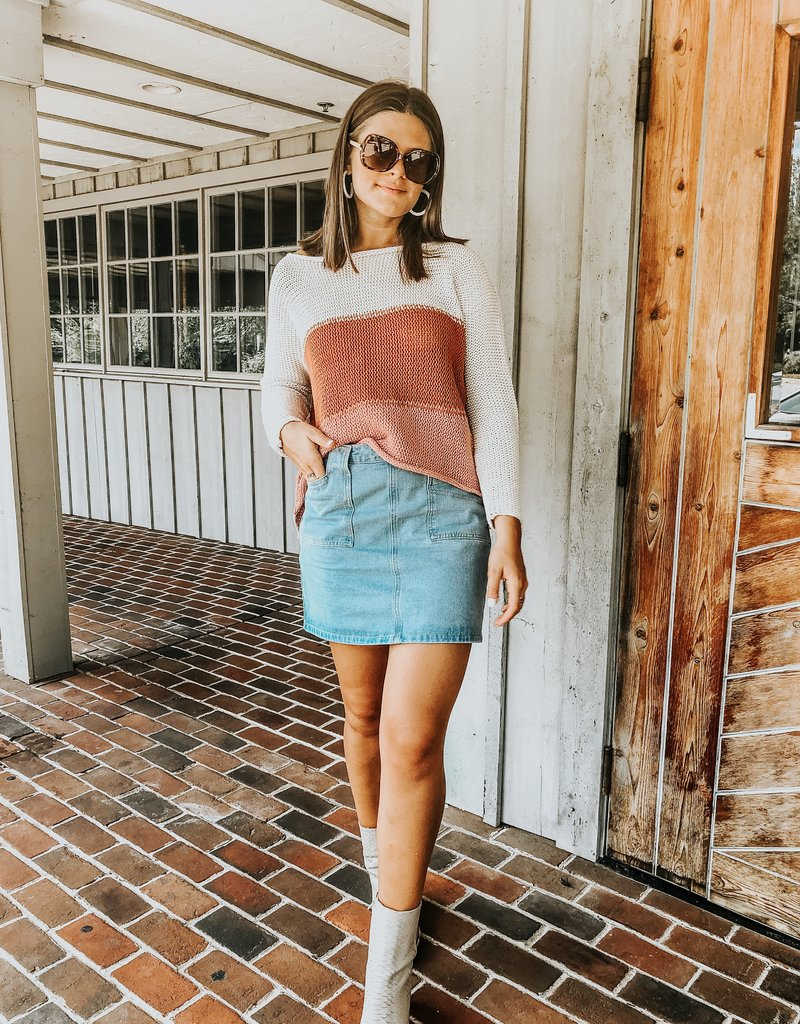 Adriana Sweater