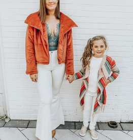 Kids Cameo Cardigan