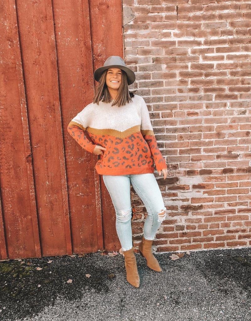 Jaden Sweater