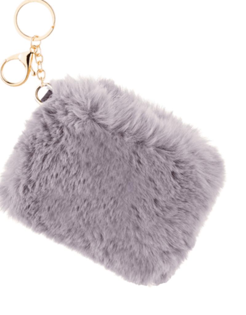 Fur Key Ring