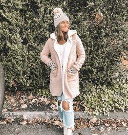 Dariela Sherpa Coat