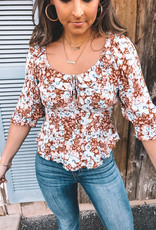 Free People Sweet Memories Blouse